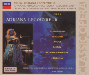 Cover: Francesco Cilea: Adriana Lecouvreur