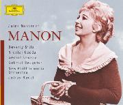 Cover: Jules Massenet: Manon
