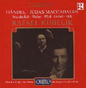 Cover: Georg Friedrich Händel: Judas Maccabaeus