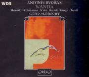 Cover: Antonín Dvořák: Wanda