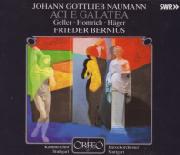 Cover: Johann Gottlieb Naumann: Aci e Galatea