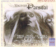 Cover: Richard Wagner: Parsifal