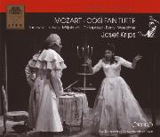 Cover: Wolfgang Amadé Mozart: Così fan tutte