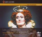 Cover: Giacomo Meyerbeer: Les Huguenots