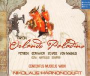 Cover: Joseph Haydn: Orlando Paladino