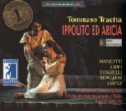 Cover: Tommaso Traetta: Ippolito ed Aricia