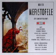 Cover: Arrigo Boito: Mefistofele