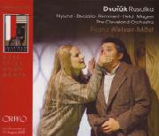 Cover: Antonín Dvorak: Rusalka