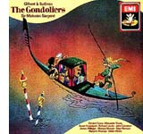 Cover: Gibert & Sullivan: The Gondoliers
