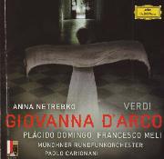 Cover: Giuseppe Verdi: Giovanna d'Arco