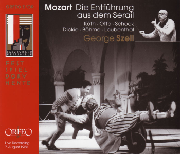 Cover: Wolfgang Amadé Mozart: Die Entführung aus dem Serail