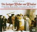 Cover: Otto Nicolai: Die lustigen Weiber von Windsor