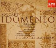 Cover: Wolfgang Amadé Mozart: Idomeneo