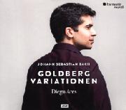 Cover: Goldberg Variationen