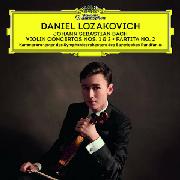 Cover: Bach: Violinkonzerte, Partita Nr.2