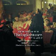 Cover: J.S. Bach: Dialogkantaten