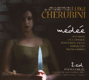 Cover: Luigi Cherubini: Medée
