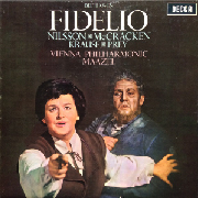 Cover: Ludwig van Beethoven: Fidelio