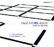 Cover: Jazz. Spors. Bach