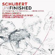 Cover: Schubert: (Un)Finished