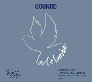 Cover: Charles Gounod: La colombe