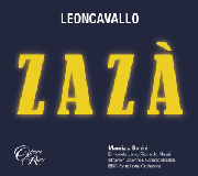 Cover: Ruggiero Leoncavallo: Zazà
