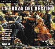 Cover: Giuseppe Verdi: La forza del destino