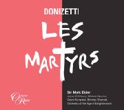 Cover: Gaetano Donizetti: Les martyrs
