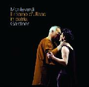 Cover: Claudio Monteverdi: Il ritorno d'Ulisse in patria
