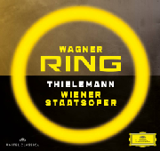 Cover: Richard Wagner: Das Rheingold