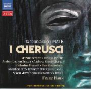 Cover: Giovanni Simone Mayr: I Cherusci