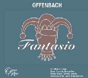 Cover: Jacques Offenbach: Fatasio
