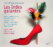 Cover: Jean-Philippe Rameau: Les Indes galantes