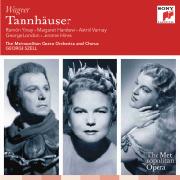 Cover: Richard Wagner: Tannhäuser