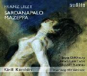 Cover: Franz Liszt: Sardanapalo (Fragment)