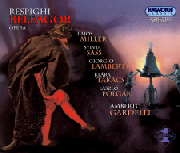 Cover: Ottorino Respighi: Belfagor