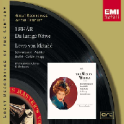 Cover: Franz Lehár: Die lustige Witwe