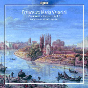 Cover: Veracini: Overtures & Concerti