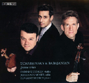 Cover: Tchaikovsky und Babajanian: piano trios