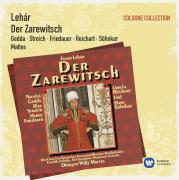 Cover: Franz Lehár: Der Zarewitsch