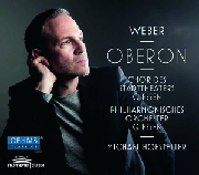 Cover: Carl Maria von Weber: Oberon