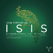 Cover: Jean-Baptiste Lully: Isis
