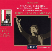 Cover: Richard Strauss: Elektra