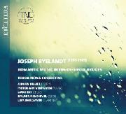 Cover: Ryelandt: Romantic Music in Fin-de-Siècle Bruges
