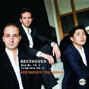 Cover: Beethoven: Trio Op.70/2 & Symphony No.2