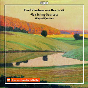 Cover: Reznicek: Five String Quartets