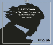 Cover: Beethoven: The six Piano Concertos