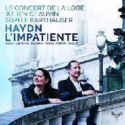 Cover: Haydn: L'Impatiente