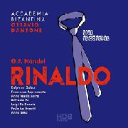 Cover: Georg Friedrich Händel: Rinaldo