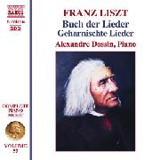 Cover: Liszt: Buch der Lieder